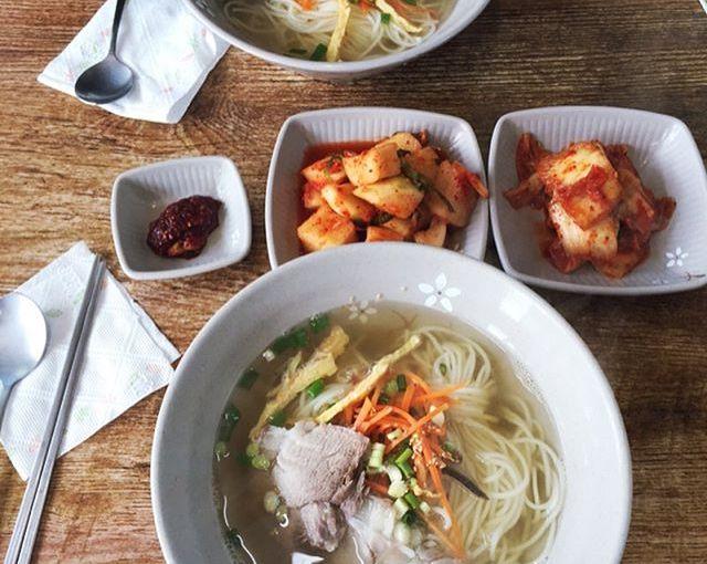 TRAVEL – Good memories with Korean tasty food in Jeju IslandKorea
