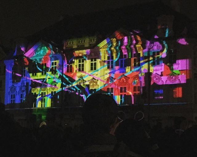 TRAVEL – Enjoy Light Signal Festival in Prague, CzechRepublic
