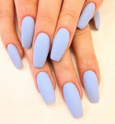 BEAUTY – NAILS – What kind of Nail Shapes would youlike?