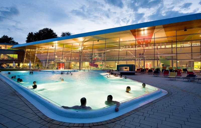 TRAVEL – SPA – Coolest Therme in Konstanz, Germany / German SaunaCulture?