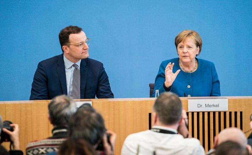 Coronavirus in Germany –  German Government Should Act Right Now! / SueddeutscheZeitung