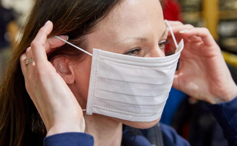 Coronavirus – Demand For Face Masks in Germany jumps – Do They Actually Work? / The Local