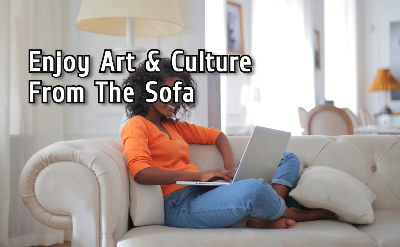 LifeStyle in Frankfurt – Experience Art And Culture From The Sofa in Quarantine