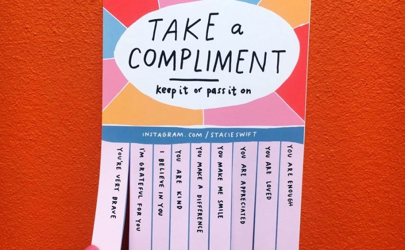 Daily Essay – Compliments Do Not Cost But Make YouPositive