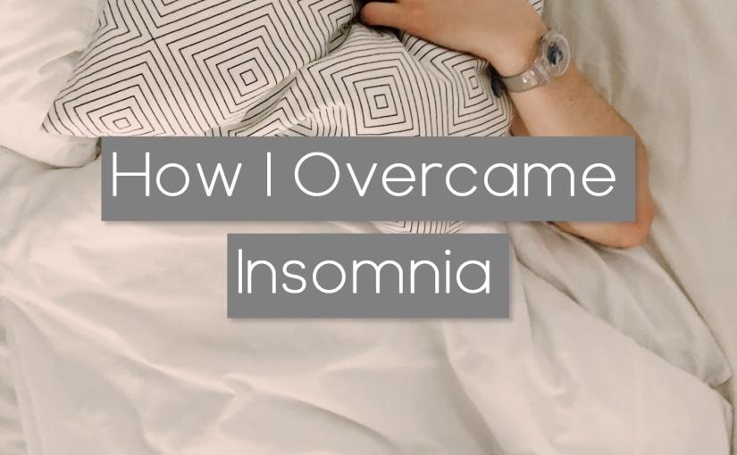 Daily Inspiration –  How I OvercameInsomnia