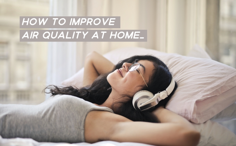 Home Decor – 6 Important Tips To Improve Air Quality In Your Home