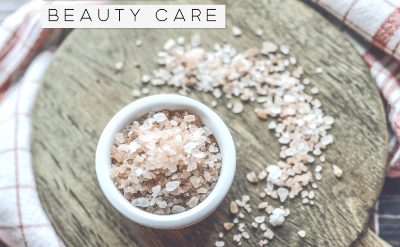 Beauty – Top 8 unknown techniques Of Salt You Did Not Know